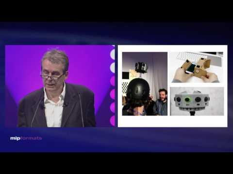 Keynote: Eric Scherer, France Télévisions - MIPFormats 2015