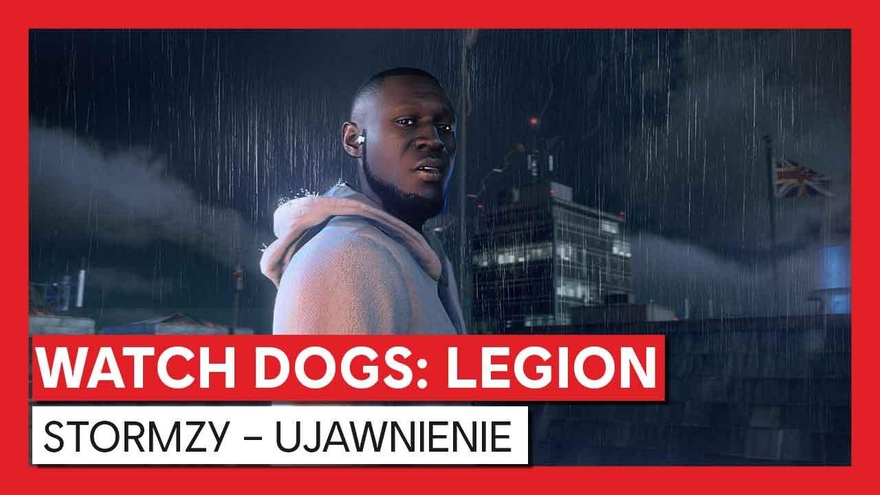 Watch Dogs: Legion x Stormzy – ujawnienie
