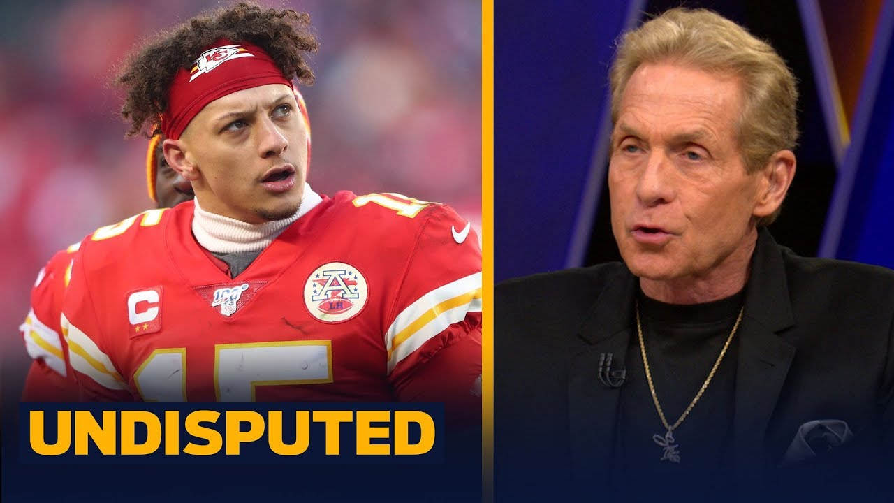 Chiefs are 'awfully full of themselves' heading into Super Bowl — Skip Bayless | NFL
