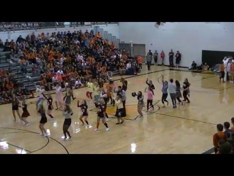 Junior Lip Sync: Homecoming Post Falls High School