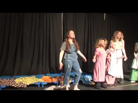 2017 Longview Christian School Play: Annie 4
