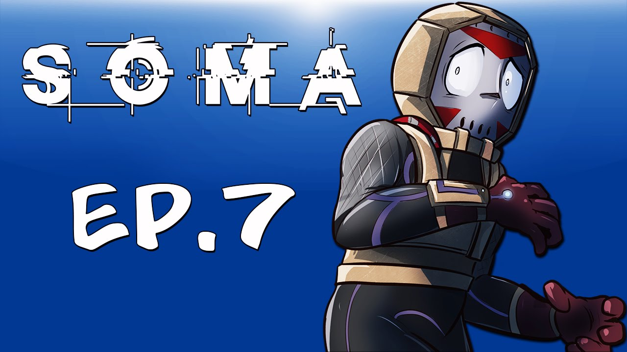 BOTTOM OF THE OCEAN! - (SOMA) EP.7 - YouTube H20 Delirious