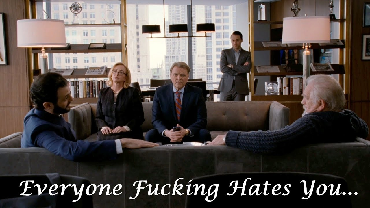 Download Succession - Everyone Fucking Hates You Scene - Arian Moayed