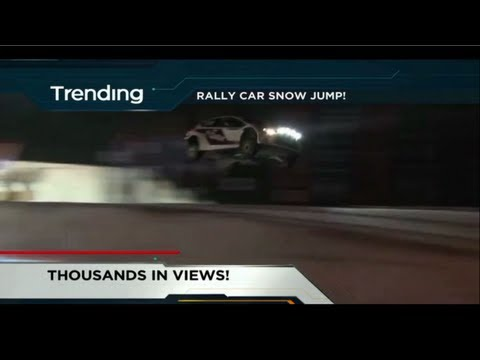 Motorsportfilmer.net on Discovery Channel Canada - Daily Planet