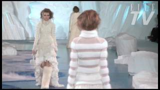 Chanel AW collection 2010/12 in TOKYO special guest Chamming, Ai To...