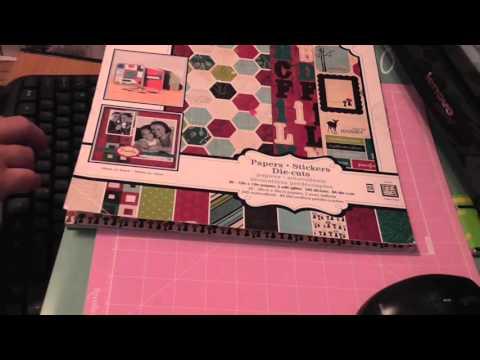 12 X 12 Paper DESTASH :-) Lots #2 & #5 SOLD