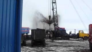 Выброс нефти Март 2011 года Самарская область