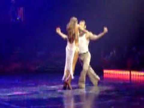 DWTS Tour Alec and Edyta Rumba