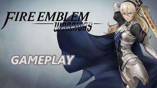 Fire Emblem Warriors Gameplay with Corrin