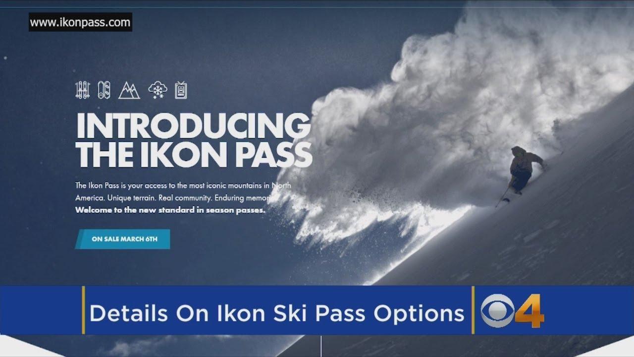 Prices For New Ikon Ski Pass Unveiled