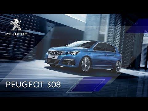 Nuova Peugeot 308 - spot con Stefano Accorsi