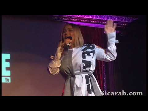 """Mary Mary Erica Campbell performs new single """"Well Done"""""""