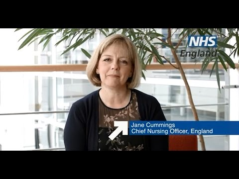 Jane Cummings, Chief Nursing Officer for England