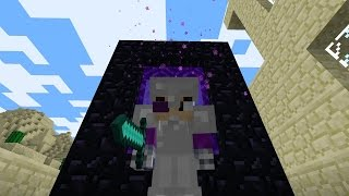 MINECRAFT EXTREMO 100%: DIAMANTES Y AL NETHER! #2 thumbnail