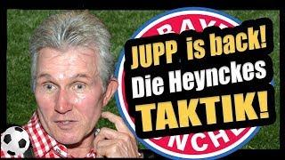 JUPP JUPP HURRA ??? Analyse und Ausblick auf die Heynckes Taktik FC Bayern München