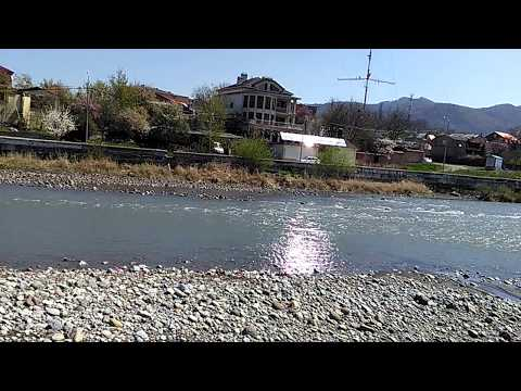 Владикавказ река Терек центр