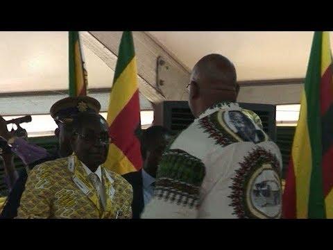 The Heat: Zimbabwe turmoil Pt 2