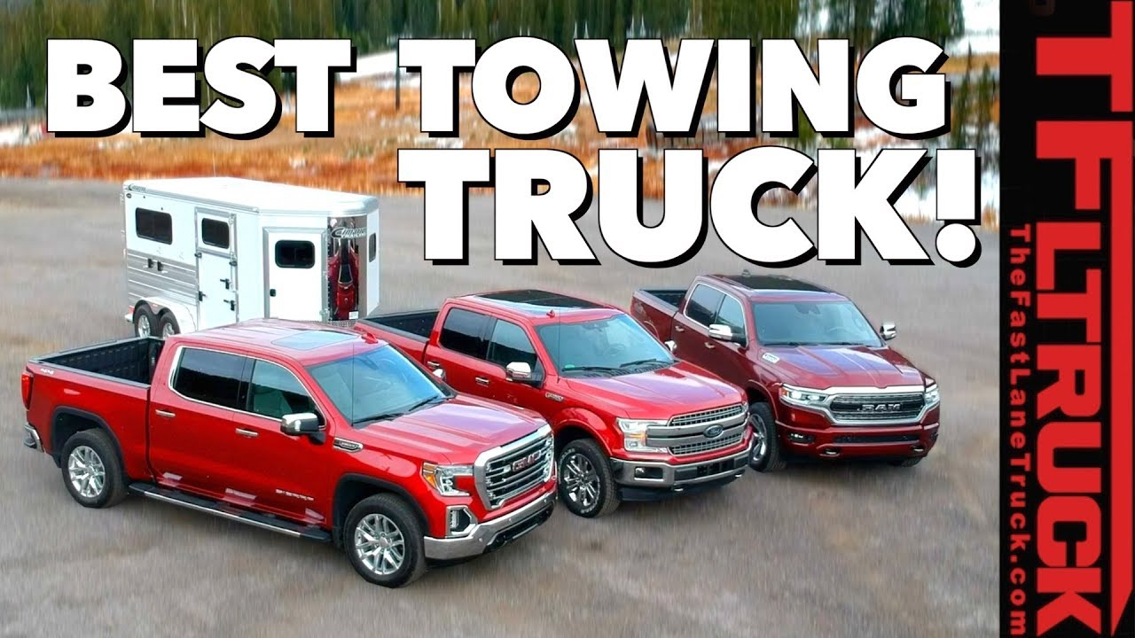 Best Half-Ton Towing Truck? Ford vs GM vs Ram vs World's