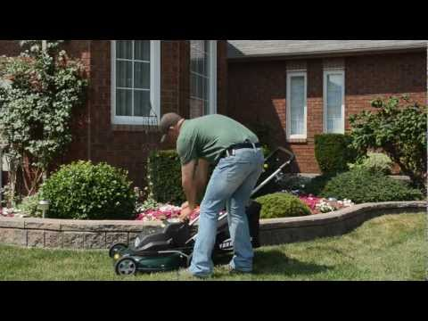 Electric & Cordless Lawn Mower Basics From Canadian Tire