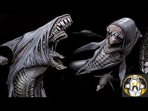 Prometheus Fire and Stone Deacon Shark - Explained