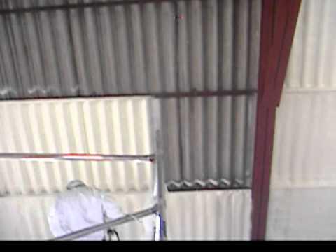 spray-foam-asbestos-roof