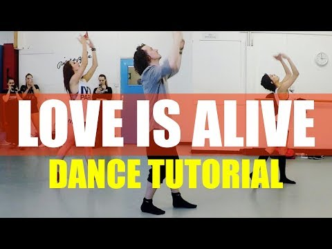 LOVE IS ALIVE - Louis The Child ft Elohim Dance TUTORIAL Video | @BrendonHansford Choreography