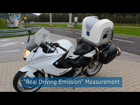 "Is ""Real Driving Emission"" Measurement on Motorcycles possible?"