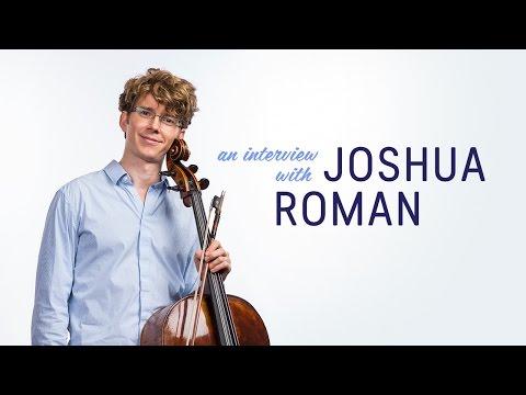 Joshua Roman Interview