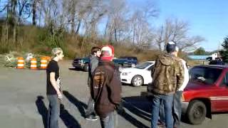 Fight at Cherokee Bowling Park! With Cops!