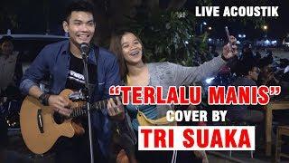 Download lagu TERLALU MANIS - SLANK COVER BY TRI SUAKA | PENDOPO LAWAS YOGYAKARTA