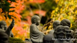 Traditional Japanese Music - Buddhist Monks Music for Meditation