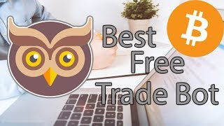 Download Video Best FREE Cryptocurrency Trade Bot (PROFITABLE!!!) MP3 3GP MP4