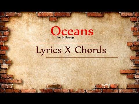 Oceans Lyrics And Chords
