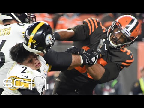 Katie Sommers Radio Network - Reactions To Steelers Browns Fight During Thursday Night Football