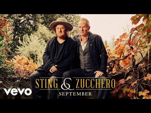 'September', a oda de Sting e Zucchero ao agardado fin da pandemia