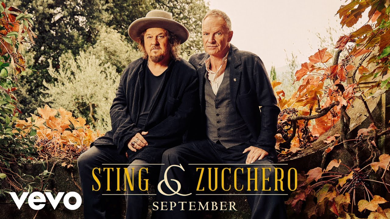Sting, Zucchero - September (Audio)