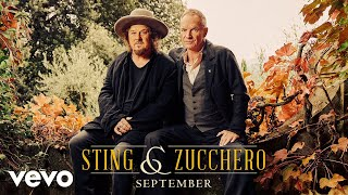 Sting, Zucchero - September (Audio)