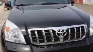 Восстановительная полировка кузова - Toyota Land Cruiser Prado(Восстановительная полировка кузова + нанесение защитного состава C.Quartz UK., 2015-04-20T19:38:47.000Z)
