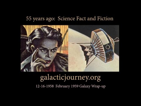 Galactic Journey: 12-16-1958  February 1959 Galaxy Wrap-up