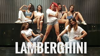 Lamberghini - The Doorbeen ft Ragini | The BOM Squad | Svetana Kanwar Choreography