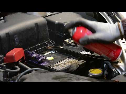 How to Clean Your Corroded Car Battery