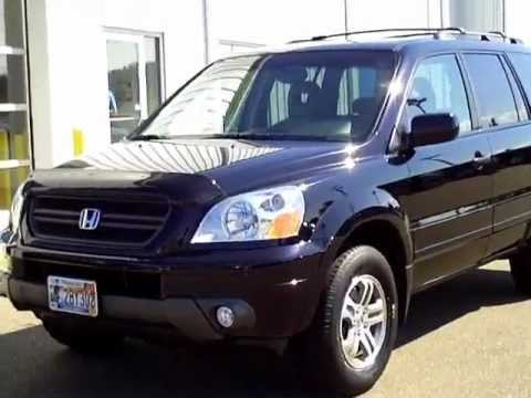 High Quality 2005 Honda Pilot EXL *One Owner*