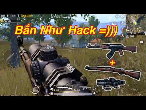 PUBG Mobile | Solo Squad - Clear Bản Đồ vs AKM + Kar98 x8 Scope √