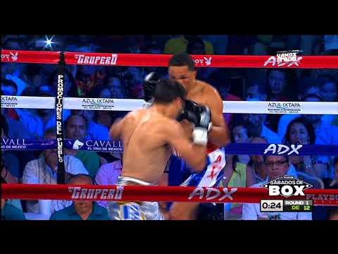 Jhonny González vs Marlyn Cabrera