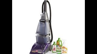 Carpet Washer with Turbo Pet