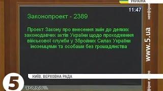 видео §5. правовий СТАТУС ІНОЗЕМЦІВ В україні
