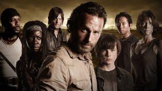 Top 10 Walking Dead Characters