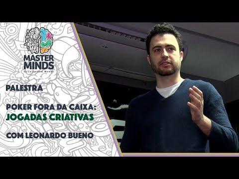 MasterMinds 2018 - Palestra Sobre: Poker Fora Da Caixa Com Léo Bueno