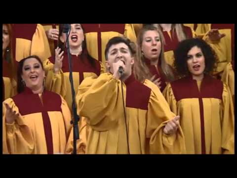 Argentina Gospel Choir en la Legislatura Porteña 2015