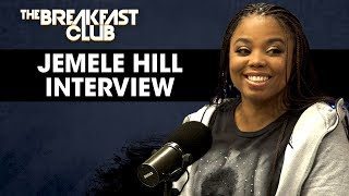 Jemele Hill Talks 'Unbothered' Podcast, Engagement,